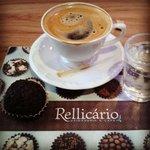 Rellicário Brigaderia & Café