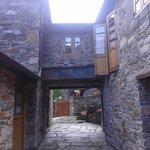 Casa de la aldea