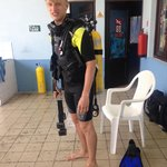 Scuba diving trip (FREE on all inclusive!)