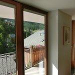 Udsigt og balkon