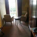 Room toward window