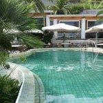 una della piscine termali