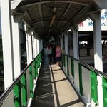 BTS station bridge