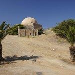 Бывшая мечеть