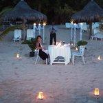 Sun Set Beach Dinner