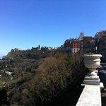 Castelo de Lombardia (vista do belvedere)