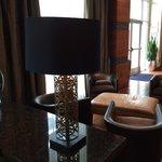 hotel deco at the main lobby