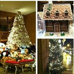 The magic of Christmas at the Four Seasons in Boston