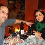Restaurante Il Siciliano, em Santiago do Chile