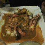Squisita zuppa di pesce!!!!!
