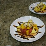 Fresh Fruit Dessert