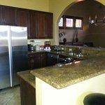 Kitchen villa
