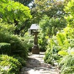 Broughton House garden