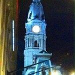City Hall! the night Watchman!