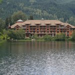 Nita Lake Lodge superb setting