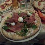 La pizza del Brigante!!!Ottima