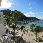 balcony oceanview room