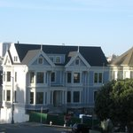 Sunset, not the best time to shoot the Painted Ladies.