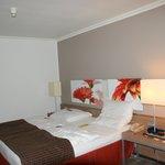 Good size room!