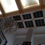 Arquitetura e decoração do hotel