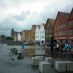 Bryggen heritage site