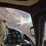 On approach to Hoover Dam