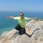 Espetacular CABO DA ROCA, ponto extremo oeste da Europa