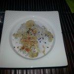 Dessert : Che Chuoi (Bananes au lait de coco)