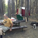 Canyon Campground, loop H