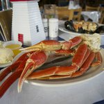 Snow Crab Legs--to die for
