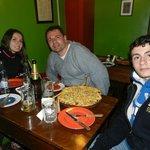 Melhor pizza de Cusco