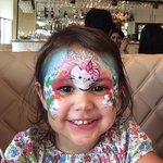 Face painting at Ego!