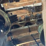The bells in the belfry