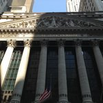 Tour starting point - New York Stock Exchange