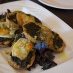 Mushroom and Brie Baguettes