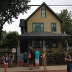 ralphie's house