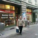 A Pakistani Halal food restaurant in Zurich, Switzerland