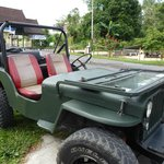 jeep for visiting merapi