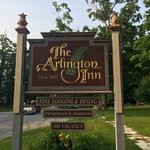 the Arlington Inn, Vermont
