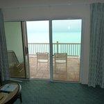 Nice room view!