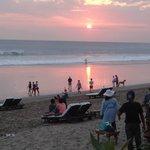 Short walk to Ku De Ta Beach Club