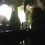 visit the fascinating caves