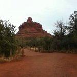 Bell Rock - a popular vortex abt 5 mi south of resort
