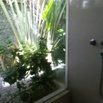 indoor and outdoor showers