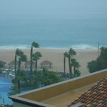 Vista de playa