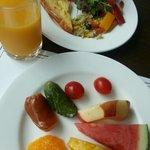 My Colourful Breakfast