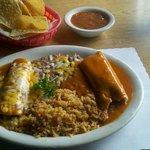 Enchilada & Tamale Combination