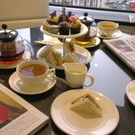 Friday's afternoon tea