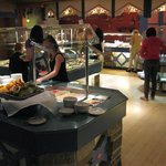 Other areas of buffet