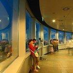 オリンピックタワー展望室